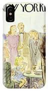 New Yorker September 19 1953 IPhone X Case