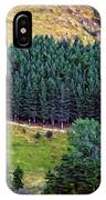 New Zealand Countryside IPhone Case