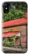 Newburgh Country Store Vignette IPhone Case