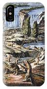 Niagara Falls: Beavers, 1715 IPhone Case