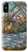 Niagara Falls Lake IPhone Case