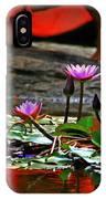 Nibbana IPhone Case