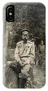 Nicholas II (1868-1918) IPhone Case