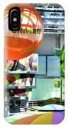 Nickelodeon Universe Indoor Amusement Park IPhone Case