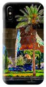 Night At The Dali Museum IPhone Case