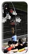 Night At The Races IPhone Case