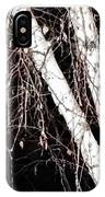 Night Branches IPhone Case