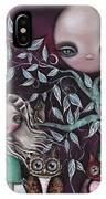 Night Creatures IPhone Case