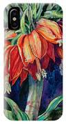 Night Flower IPhone Case