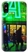 Night Park IPhone Case