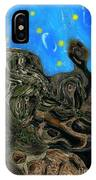 Night Petrified IPhone Case