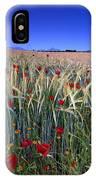 Night Poppies IPhone Case