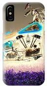 Night Rider IPhone Case