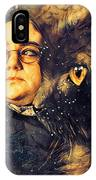 Nightshade And The Stumbling Aspirant IPhone Case