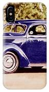 Nineteen Thirty Eight Ford Coupe IPhone Case