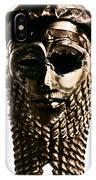 Nineveh: Bronze Head IPhone Case