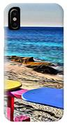 Nippers View IPhone Case
