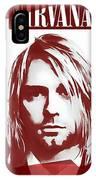 Nirvana Tribute IPhone Case