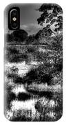 Nisqually Ponds IPhone Case