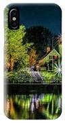 Nite At White River Light IPhone Case