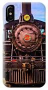No 29 Virgina Truckee Train IPhone Case