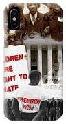 No Hate IPhone Case