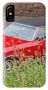 No Hiding Place - Monte Carlo Ss 1970 IPhone Case