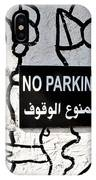 No Parking In Beirut  IPhone Case