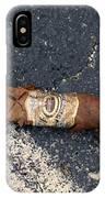 No Smoking IPhone X Case