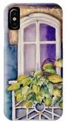 Juliet Balcony IPhone Case
