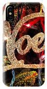 Noel Ornament IPhone Case