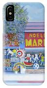 Noelia's Market IPhone Case