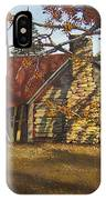 Nolan Corners Farmhouse IPhone Case