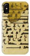 North Africa Or Near East IPhone Case