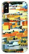 North African Townscape IPhone Case