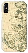 North America IPhone Case
