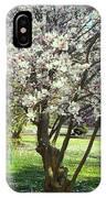 North American Magnolia Tree IPhone Case