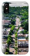 North Ave New Rochelle IPhone Case