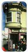 North Beach San Francisco IPhone Case