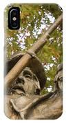 North Carolina Monument IPhone Case