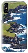 North Coast Of Maui IPhone Case