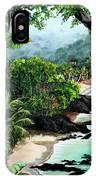 North Coast Tobago IPhone Case