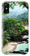 North Coast Tobago IPhone Case