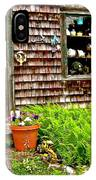North Country Antiques IPhone Case