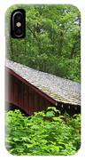 North Fork Yachats Bridge 1 IPhone Case