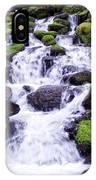 North Umpqua Wild And Scenic River IPhone Case