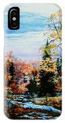 Northern Gold IPhone Case