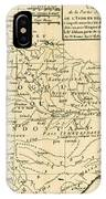 Northern India IPhone Case