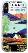 Northern Ireland, Scenery, Tours And Excursions IPhone Case