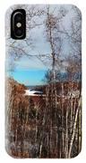 Northern Minnesota IPhone Case